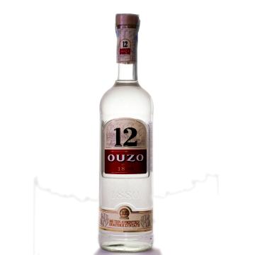 OUZO 12 LT0.7 BT1