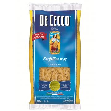 FARFALLINE DE CECCO 95 KG 0,500 CF24
