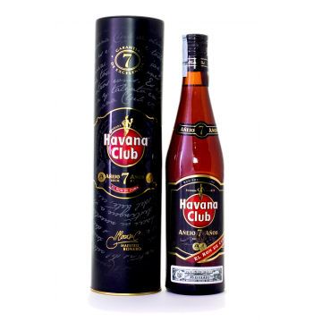 HAVANA CLUB 7 ANOS CL70 BT1