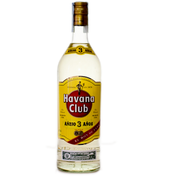 HAVANA CLUB 3 ANOS CL100 BT1