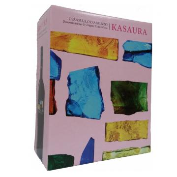 KASAURA CERASUOLO ZACCAGNINI BAG IN BOX LT3 CT04