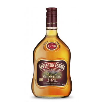 APPLETON ESTATE SIGNATURE BLAND JAMAICA RUM VX CL70 BT1