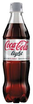COCA COLA LIGHT PET 0.450 BT12
