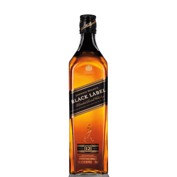 JOHNNIE WALKER BLACK LABEL 12Y CL 70 BT. 1