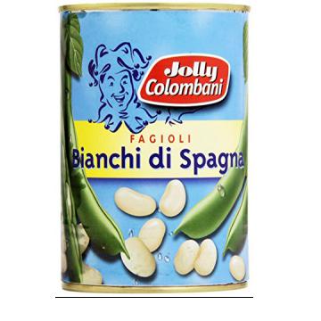 FAGIOLI BIANCHI DI SPAGNA JOLLY COLOMBANI TR.12X1