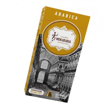 CAFFE' MOKARABIA 100% ARABICA CF20 CAPSULE 200