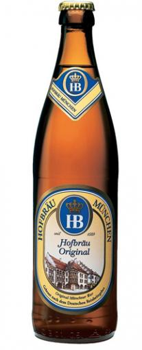 BIRRA H.B. ORIGINAL  CL 50 BT20